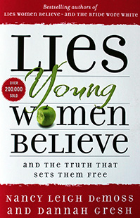 Lies Young Woman Believe